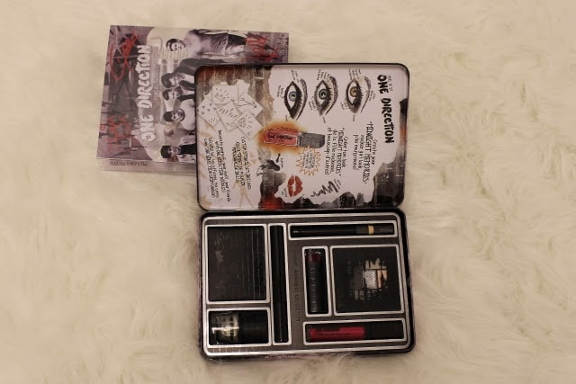 One Direction Midnight Memories cosmetic set