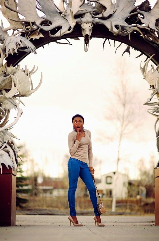 Alaska Fashion Blogger