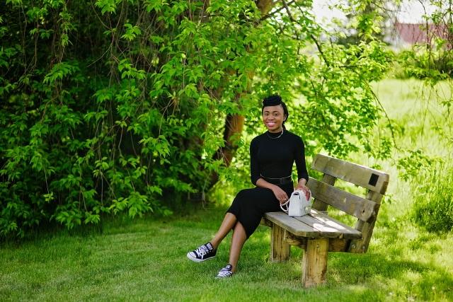 Sneakers, Alaska Fashion Blogger