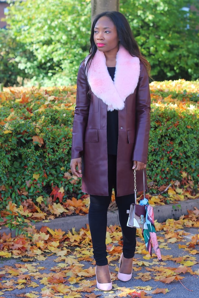 Fall look, pastel, marsala, fashion bloggers collaboration, Nigerian fashion bloggers