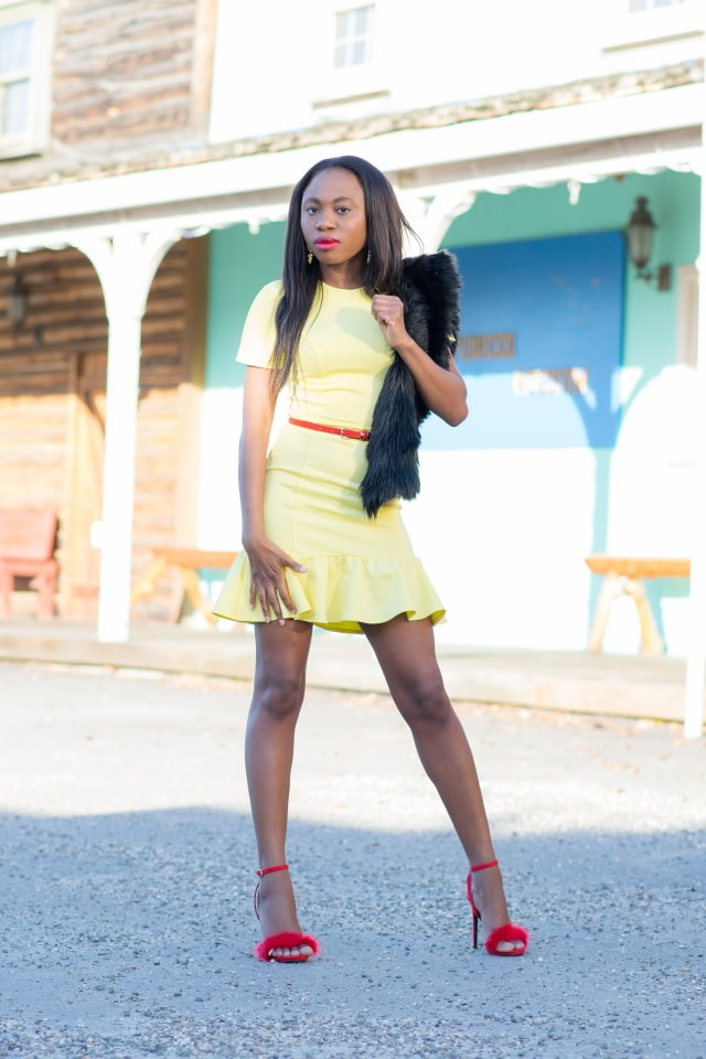 Nigerian blogger, Alaska fashion blogger, La Passion Voutee, Beauty blogger, Style blogger
