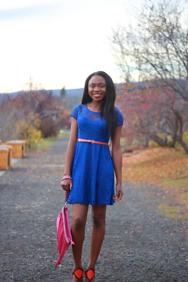 Pink fringe purse, beauty blog, lace dresses, fringe leather purse, affordable shopping, Nigerian