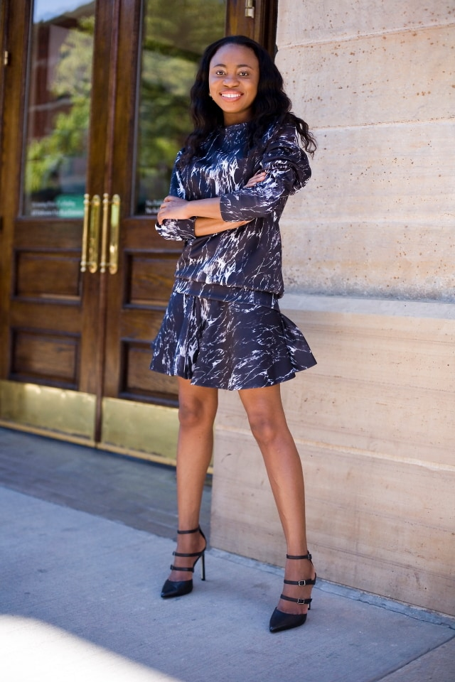 Neoprene looks,  Gilt shoes, Complete outfits, Outfits under $100, NAstyGal coordinates, Nigerian blogger, Online shopping, Fashion blogger, Alaska fashion