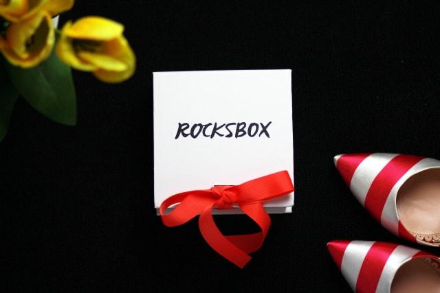 Rocksbox set & ShoeDazzle sandals