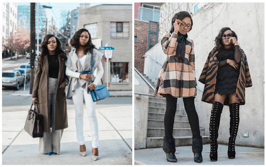Longline coat, Pattern coat