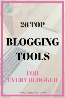 Top Blogging Tools and Resources for Bloggers