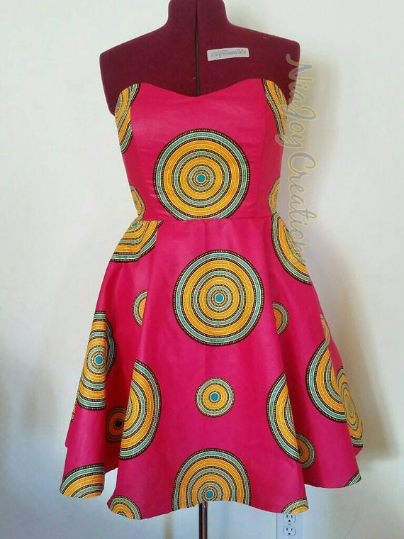 2aacf8515f0d 50+ Best African Print Dresses    where to get them