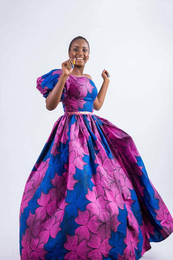 0222ef34473 50+ Best African Print Dresses    where to get them