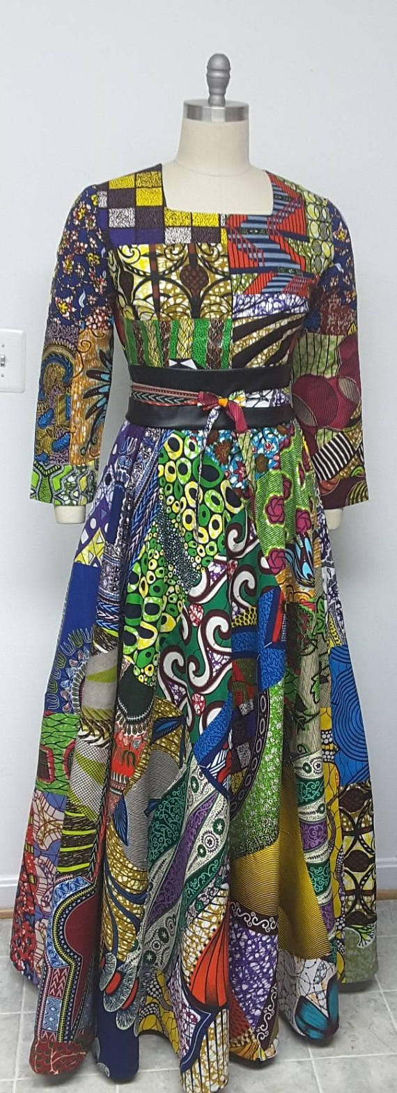 f0239fc3ef1e 50+ Best African Print Dresses    where to get them