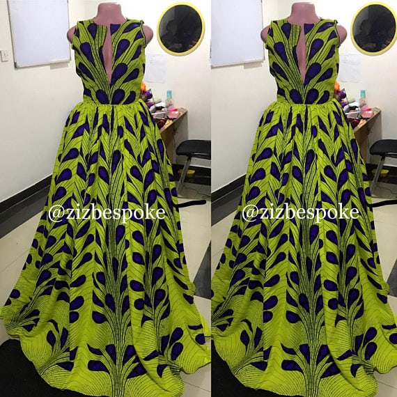 4dbabfebf3d 50+ Best African Print Dresses    where to get them