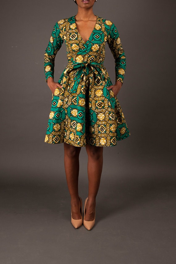50+ best African print dresses | Looking for the best & latest African ...