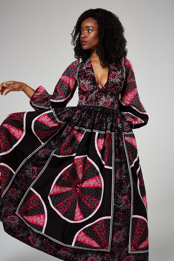 50+ Best African Print Dresses    where to get them  c8ae20983d4e