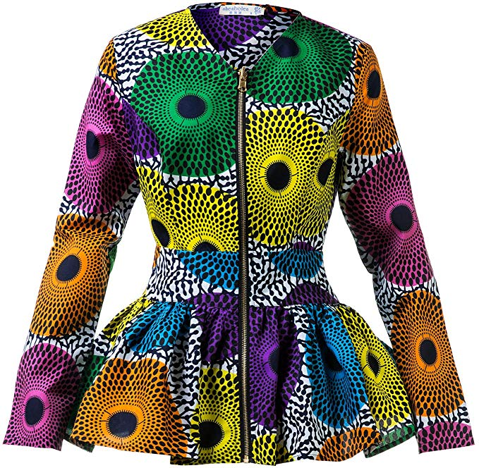 African Print Clothes on Amazon