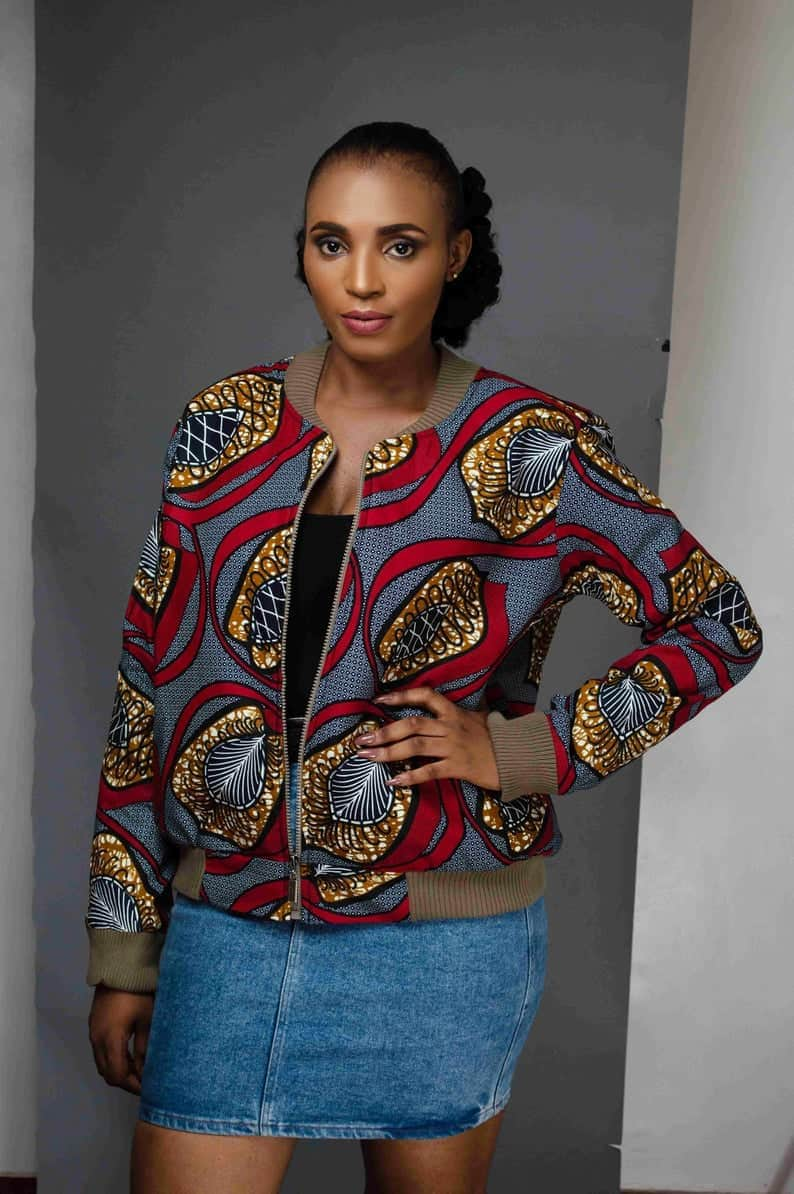 25+ Stylish African Print Ankara Jackets in 2019 & Where to