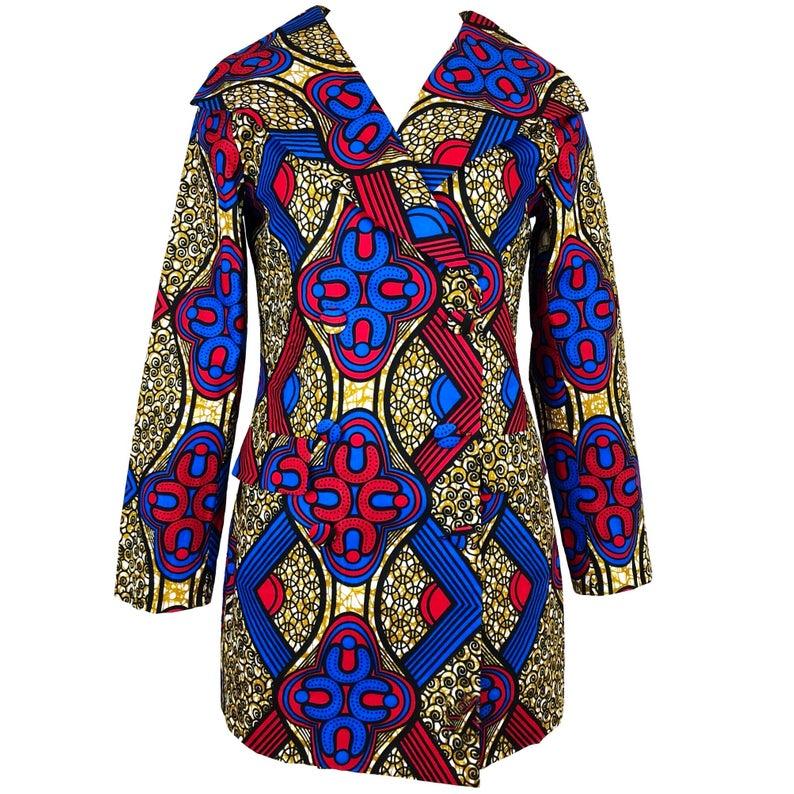 Ankara Jackets for Women