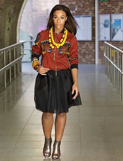 Senegal fashion kenya fashion nigerian fashion ankara crop top