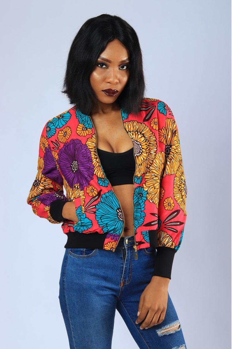 Beauty Ankara Jackets