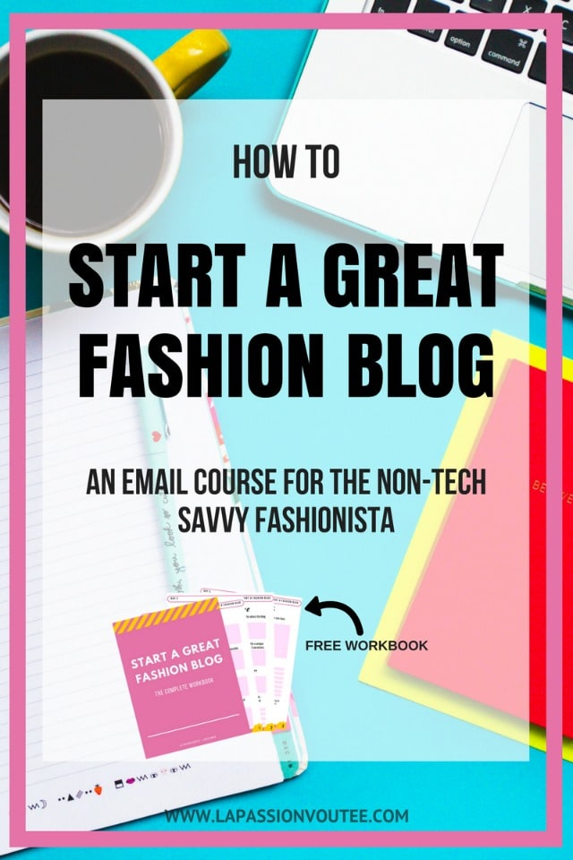 Start a Fashion Blog | Ready to launch a badass fashion blog and gain raving fans? Follow the steps in this FREE email course to launch a fashion blog that looks professional, gets you traffic, and earns you money. As a fashion blogger, I make money blogging & so can you. Fashion blog | Start a blog | Make a blog | Create a blog | Make money blogging