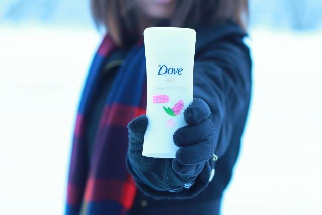 Dove Advanced Care Deodorant