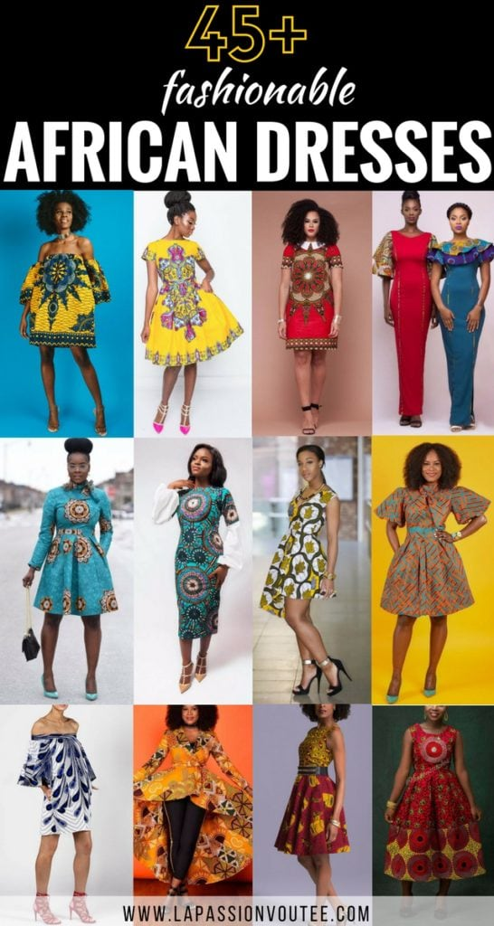 6c732420eca 45 Fashionable African Dresses to Wow This Season