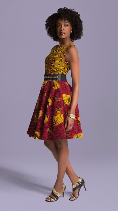 0f90e3c223a 45 Fashionable African Dresses to Wow This Season