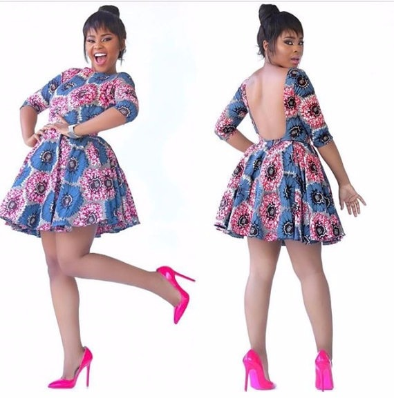 8a8823b2628 45 Fashionable African Dresses to Wow This Season