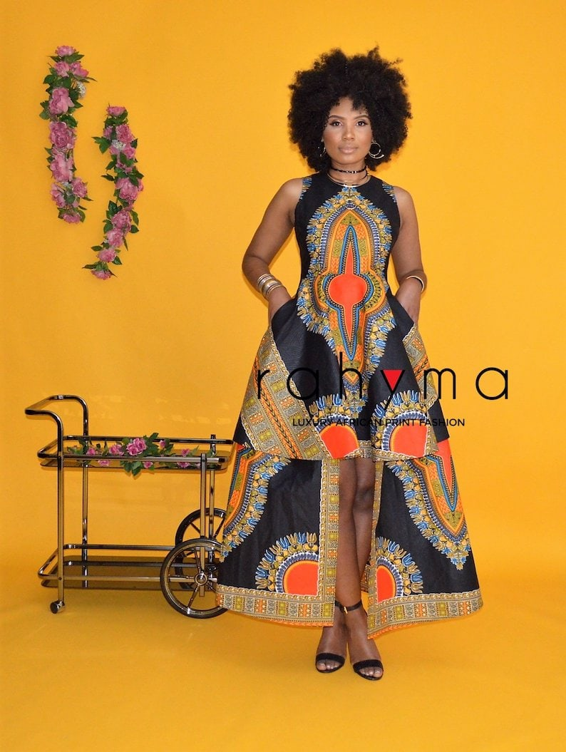 Who would have thought that African print clothes would be all the rave this year? Check out this unique selection of stunning ankara dresses from the best African fashion designers. From handmade African print made from ankara Dutch wax or Kente, to African prom dresses made from Dashiki. All your favorite styles in one place (+find out where to get them). Click to see all! Ankara, Dutch wax, Kente, Kitenge, Dashiki, African print dress, African fashion, African women dresses, African prints, Nigerian style, Ghanaian fashion, Senegal fashion, Kenya fashion, Nigerian fashion #africanprint #ankarastyles