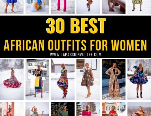 30 Days of The Best African Outfits for Women. African print fashion with this series on ankara print styles by fashion blogger, Louisa Moje of La Passion Voutee! #ankara #africanprint #ankarafashion Dashiki, African print dress, African fashion, African women dresses, African prints, Nigerian style. All about Ankara dresses, African prints, Nigerian fashion, African fashion, African print dresses, African dresses, Dashiki Dress, African clothing, African dress styles, African print dress