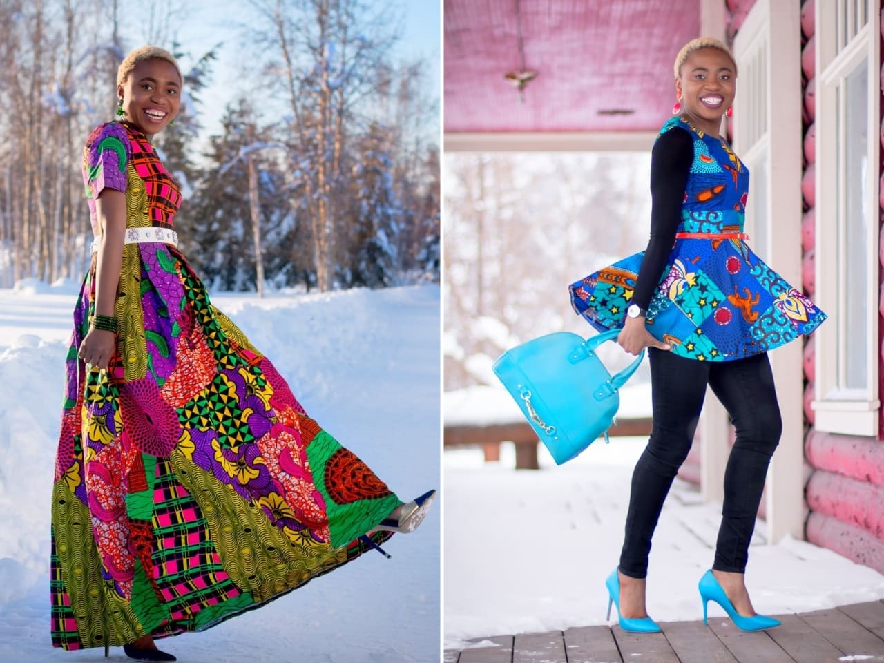 7265e40972a The Best African Outfits for Women. Fashion blogger