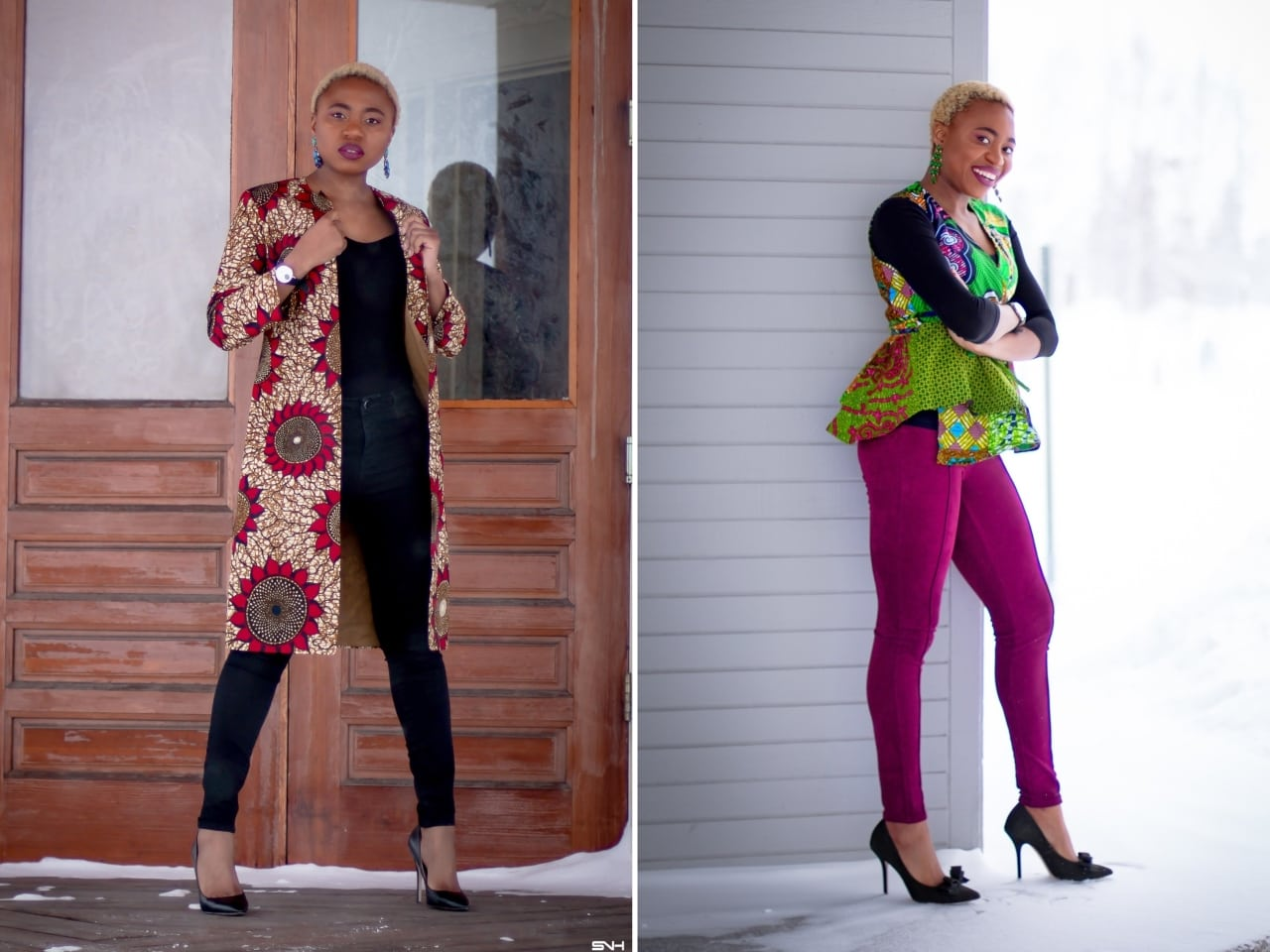 d8e5644a347d64 The Best African Outfits for Women. Fashion blogger