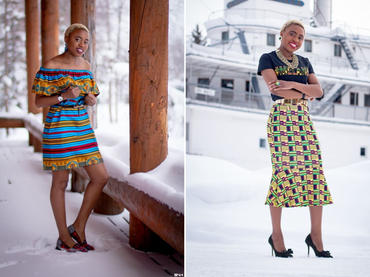 d7d943912c The Best African Outfits for Women. Fashion blogger