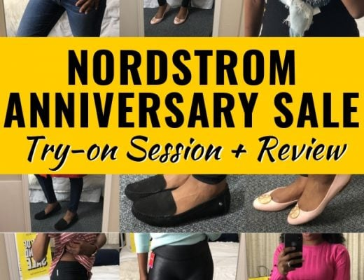 The Best of Nordstrom Anniversary Sale 2018 | What I Kept or Returned! See real outfit photos with sizing tips, style suggestions and more for all of the hottest anniversary sale items. If there is only one item you get from the Nordstrom Sale, it should be this...