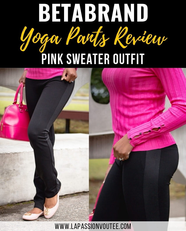 6d39088b06 I would never have considered yoga pants as appropriate for work. Well,  until I