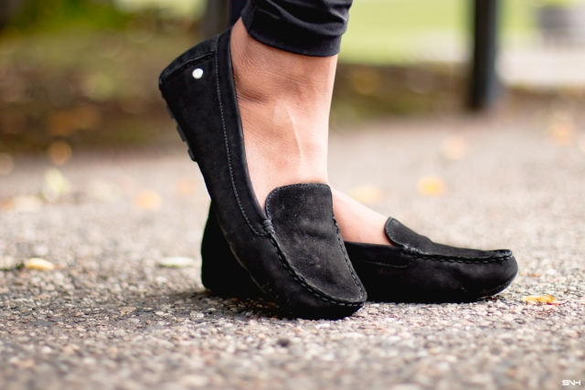 Obsessed with this UGG Milana II Moc Toe Flat. Super comfortable and versatile for any outfit.