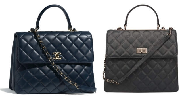 9d7e3a274c0f1f The Most-Wanted Chanel Bag Dupes | Splurge vs. Save on Chanel Purses