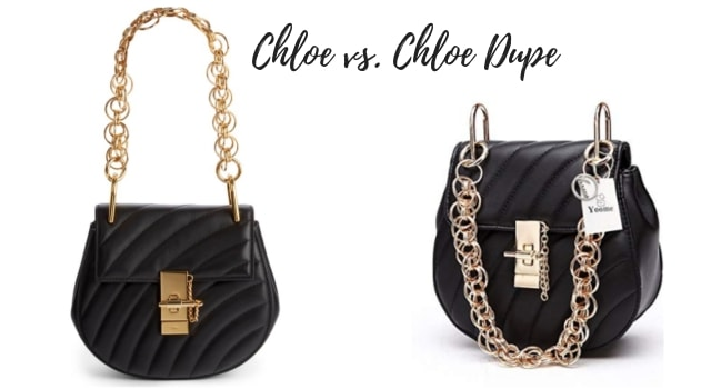On the hunt for Chloe bag dupes? Then you want to read this post first. This is your ultimate guide to the most popular Chloe bags and where to shop Chloe inspired bags including the Chloe Faye bag dupe, Chloe Drew bag look-alike, and the Chloe Marcie dupes. Also covers the difference between a designer knockoff and a designer dupe. chloe bag, chloe faye bag, chloé bags, chloe bags, chloe look alike bag, chloe inspired bag, chloe bracelet bag dupe