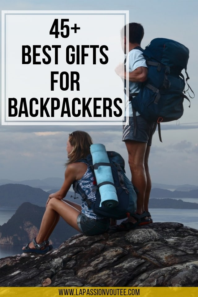 e033b8ba83 45+ Best Gifts for Backpackers - Unique Gift Ideas for Hikers and Campers.  Your