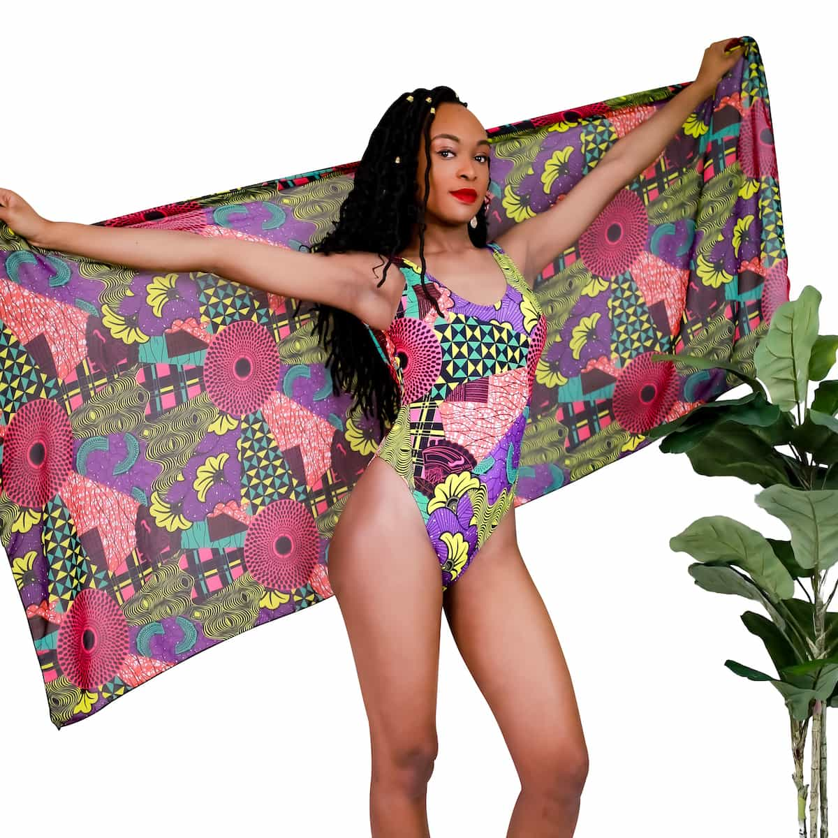 Looking for the best African print swimsuits? Read this post first! These are the top 10 ankara swimwear for your next pool party or beach vacation.