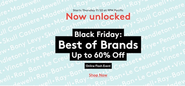 90d886c30a1 You also earn Nordstrom points if your use your Nordstrom Card at the Rack.  Here are a few pieces from the Nordstrom Rack Black Friday Sale for 2018  worth ...
