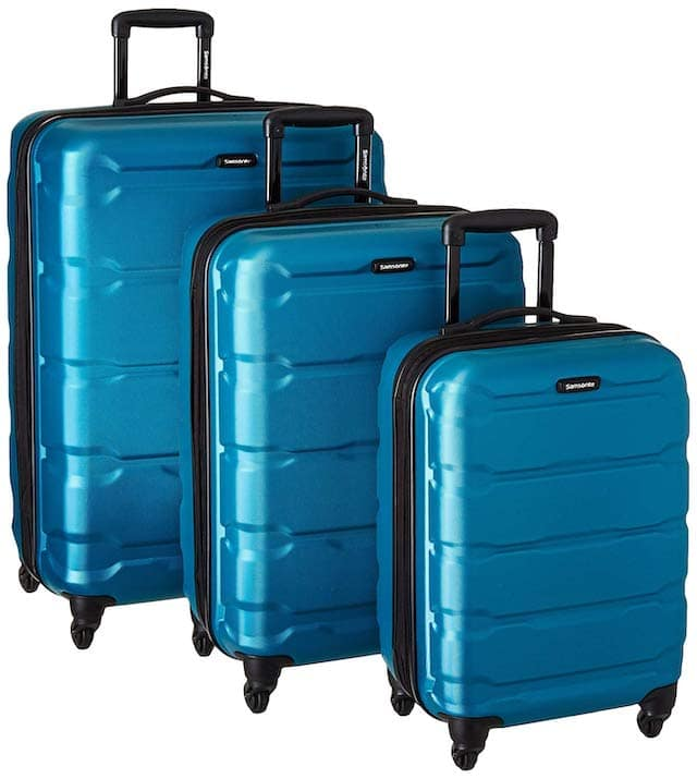 A review of the best Samsonite luggage set for 2019. A complete review of the best luggage sets of 2019. Everything from the best 2 piece luggage set, the best, 3 piece luggage sets and even the best carry on luggage set to get on Amazon. This luggage buying guide includes brands such as Samsonite, Rockland, U.S Traveler, Travelcross, American Tourister and more. Get the best cheap luggage sets without breaking the bank.