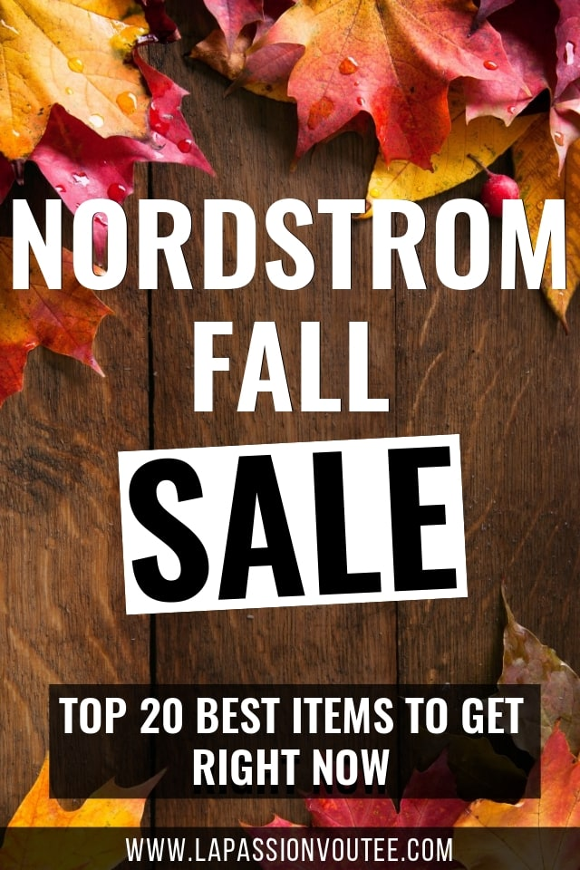Best Nordstrom Fall Sale 2018 Picks | Top 20 Hottest Pieces