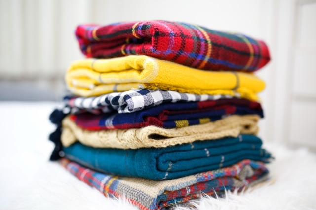 In search of the best blanket scarves of the season? You're in luck! Read this post for a roundup of the top 10 oversized scarves starting at $12!