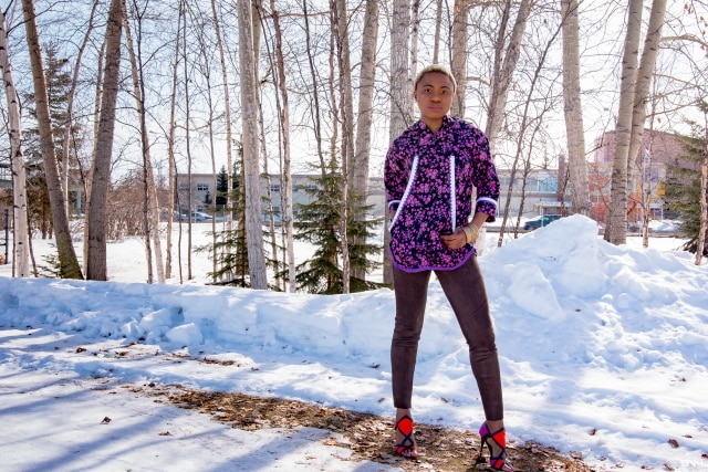 What is a Kuspuk? Alaska fashion compared to New York fashion