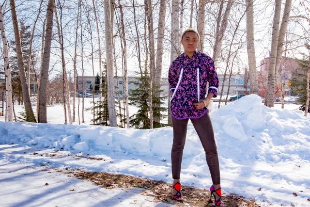 What is a Kuspuk? Alaska fashion compared to New York fashion