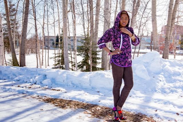 Alaska fashion - What is a Kuspuk?