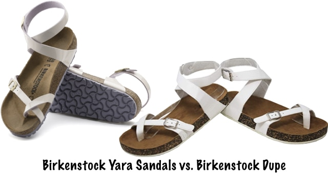 Love Birkenstock shoes but not the price? Read this post FIRST! This is your unrivaled guide of 28 Birkenstock look alikes and exact dupes that won't break the bank.