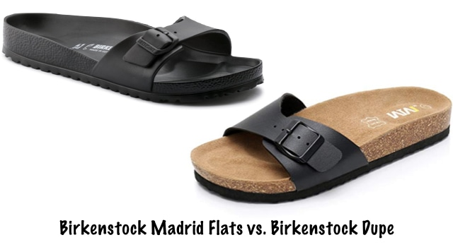 25+ Birkenstock look alikes and dupes that are way more affordable with the same quality and functionality as the original sandals. You're going to love these amazing alternatives to Birkenstock, you'll be back for more dupes!