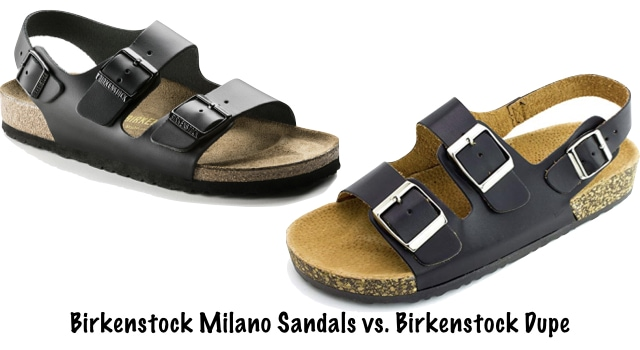 Finally an epic roundup of 25+ best Birkenstock look alikes that are lower in price and the same quality, if not better.
