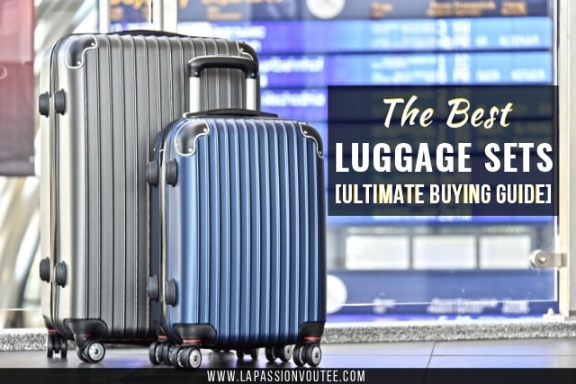 A complete review of the best luggage sets of 2018. Everything from the best 2 piece luggage set, the best, 3 piece luggage sets and even the best carry on luggage set to get on Amazon. This luggage buying guide includes brands such as Samsonite, Rockland, U.S Traveler, Coolife, Dochier, Travelcross, Steve Madden, American Tourister, and Hauptstadtkoffer. Get the best cheap luggage sets without breaking the bank.