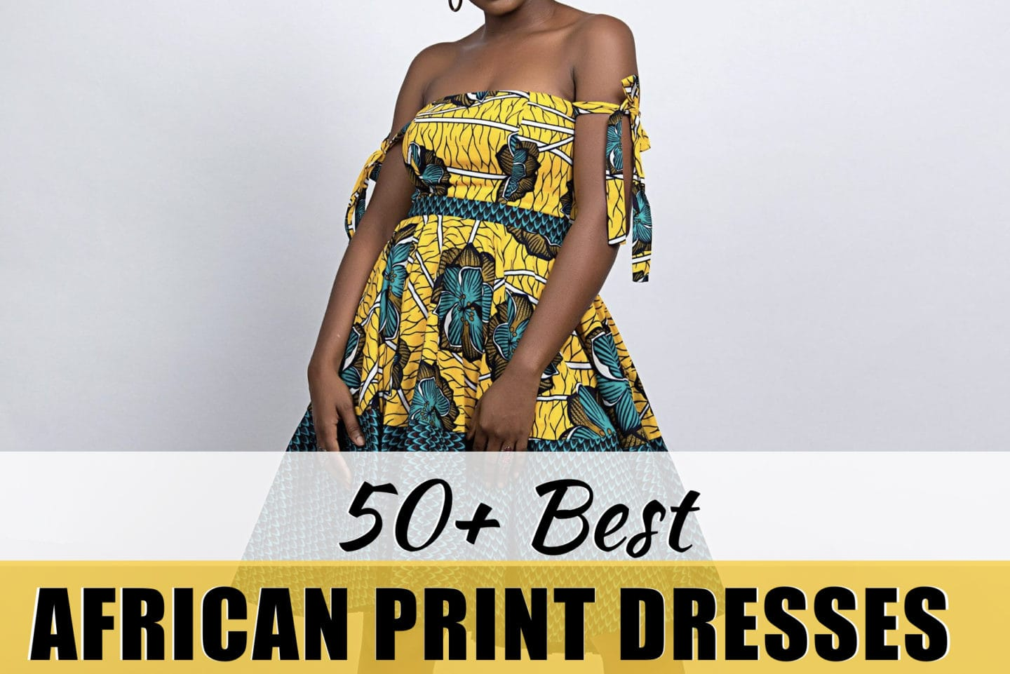 1ec1c24761 50+ Best African Print Dresses    where to get them